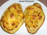 Plněné pečené brambory bez lepku, mléka a vajec recept ...