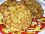 Kuskusové placičky s kuřecím masem recept
