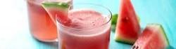 Osvěžující melounová limonáda