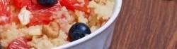 Sladký kuskus s ovocem