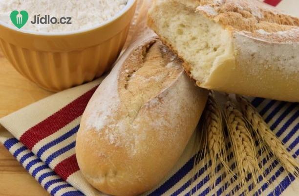 Česká domácí bageta recept