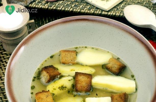 Recept Česnečka