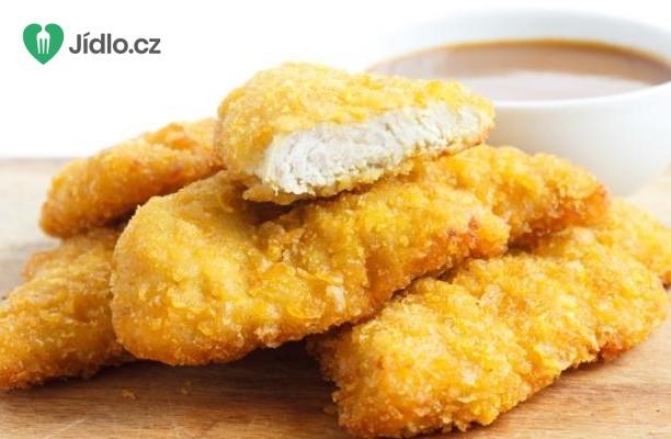Česnekový kuřecí řízek recept