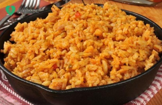 Recept Španělská rýže