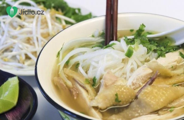 Recept Asijská kuřecí polévka