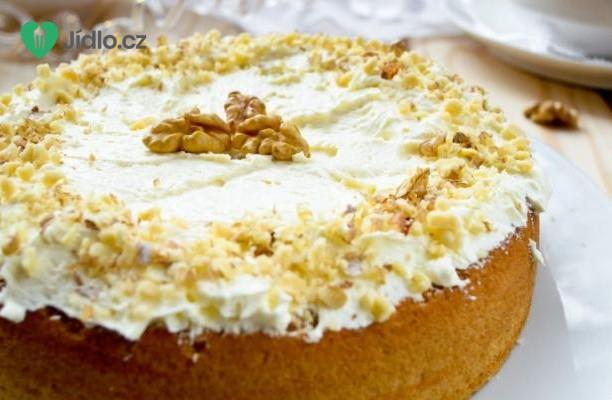 Báječný mrkvový dort recept