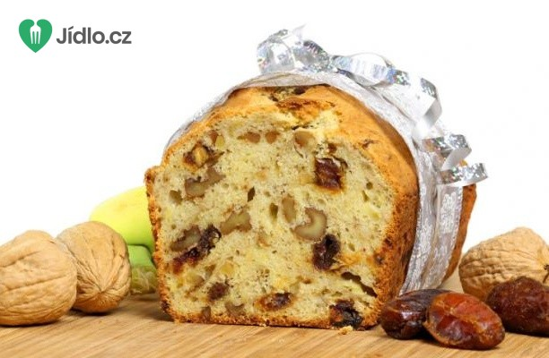 Banánový chléb recept