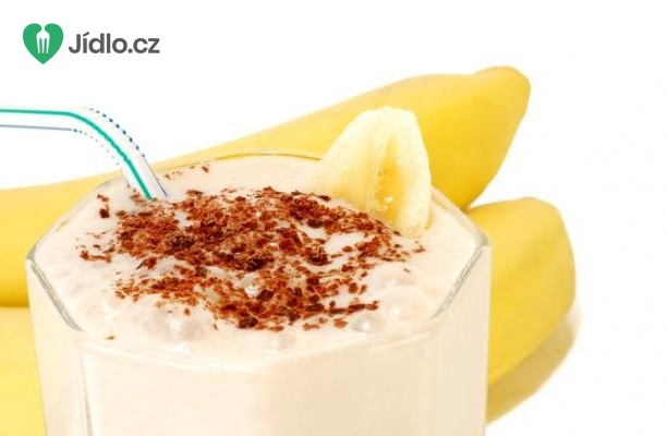 Banánový koktejl recept