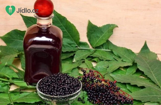 Bezinkový likér recept