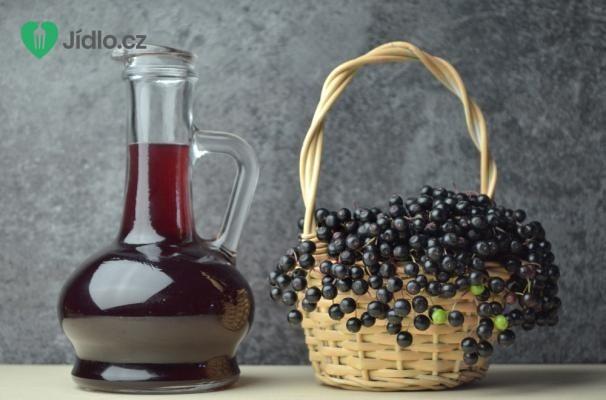 Bezinkové víno recept