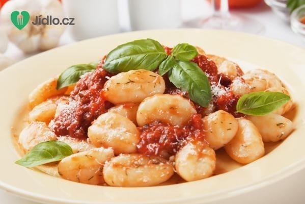 Bezlepkové gnocchi recept