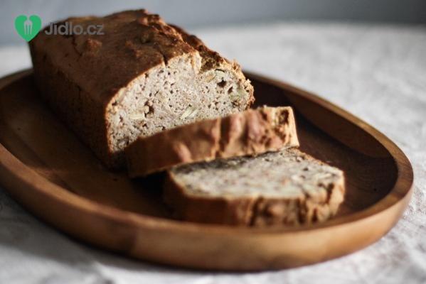 Bezlepkový chleba z domácí pekárny recept