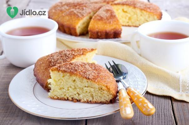 Bezlepkový kefírový koláč recept