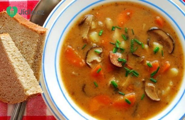 Recept Bramborová polévka Bramboračka