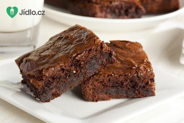 Brownies s čokoládou recept