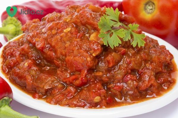 Čatní z rajčat a paprik recept
