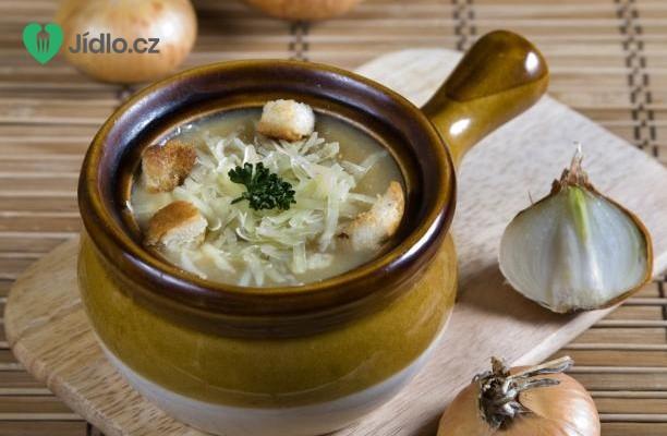 Cibulačka recept