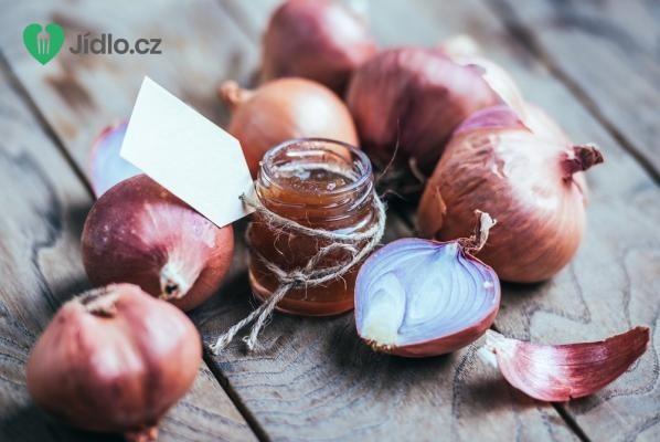 Cibulová marmeláda recept