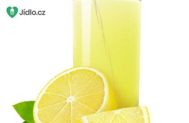 Citronovo limetková limonáda recept