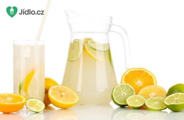 Recept Citrusová limonáda