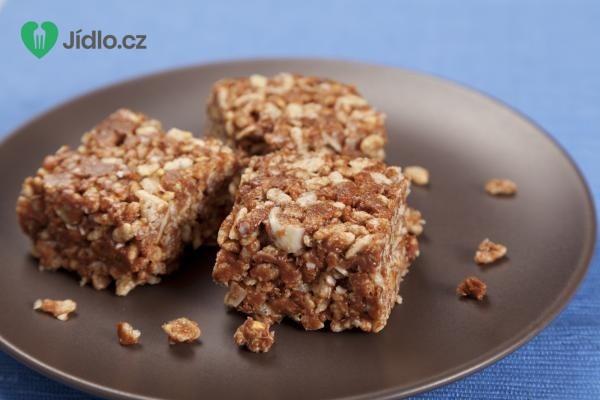 Čokoládovo arašídový dezert recept