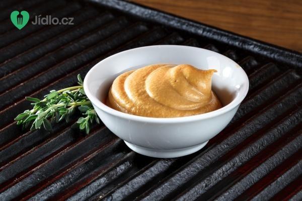 Cuketová hořčice recept