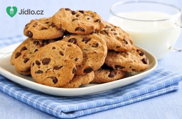 Dýňové sušenky s čokoládou recept