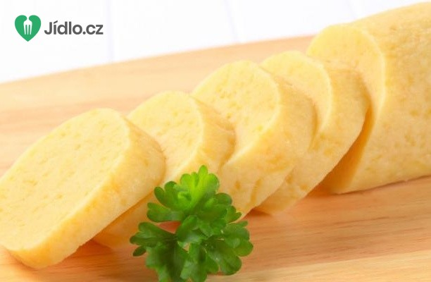 Domácí bramborové knedlíky recept