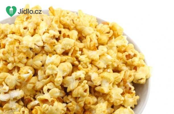 Domácí popcorn recept