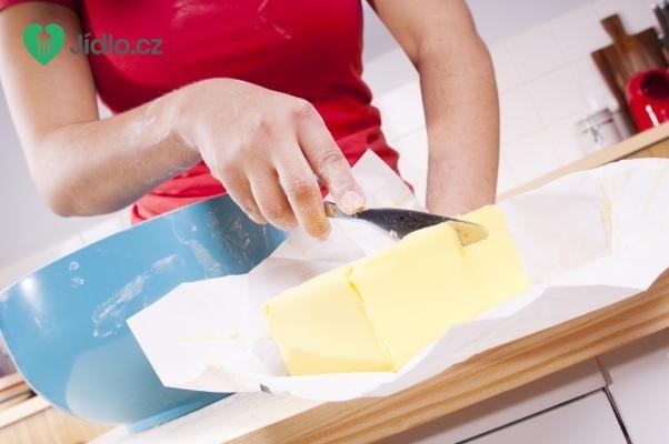 Domácí máslo recept