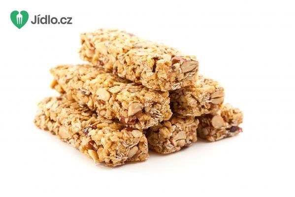 Domácí proteinové tyčinky recept