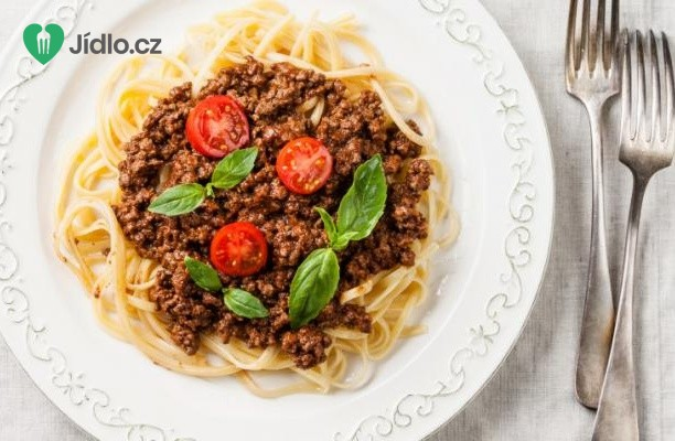 Dvojitá boloňská omáčka recept