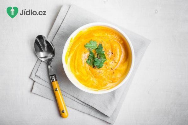 Dýňová krémová polévka recept
