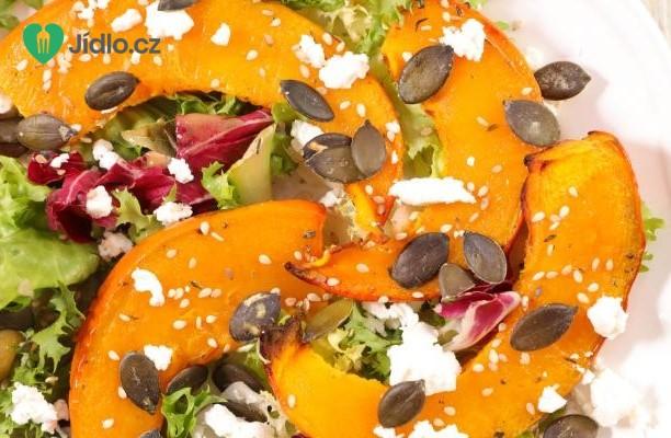 Dýňový salát recept