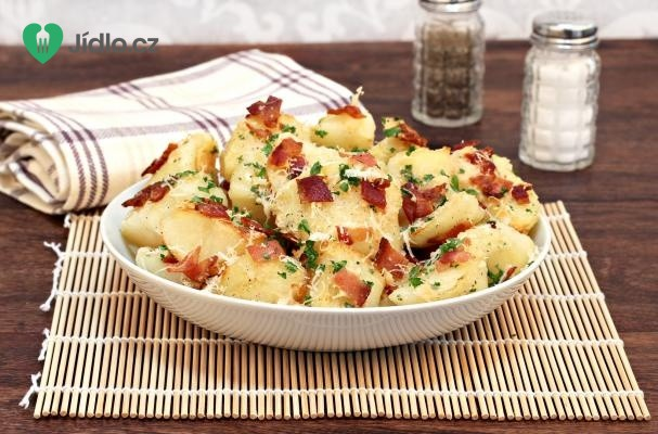 Farmářské brambory recept