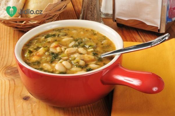 Fazolová polévka od babičky recept
