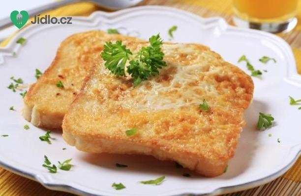 Recept Francouzský toust se sýrem