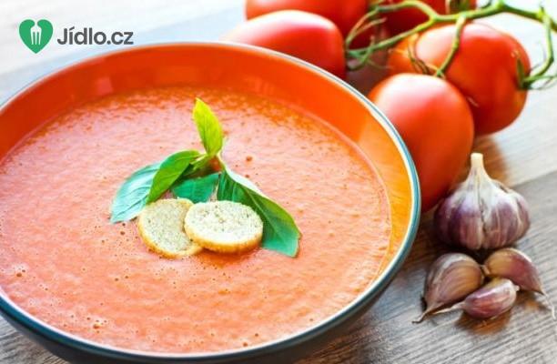 Gazpacho - studená zeleninová polévka recept