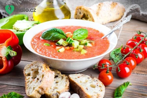 Gazpacho recept