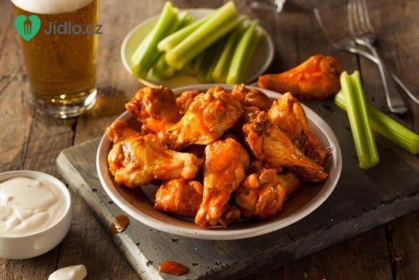 Grilovaná kuřecí křidélka recept