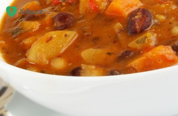 Recept Gulášová polévka s mletým masem