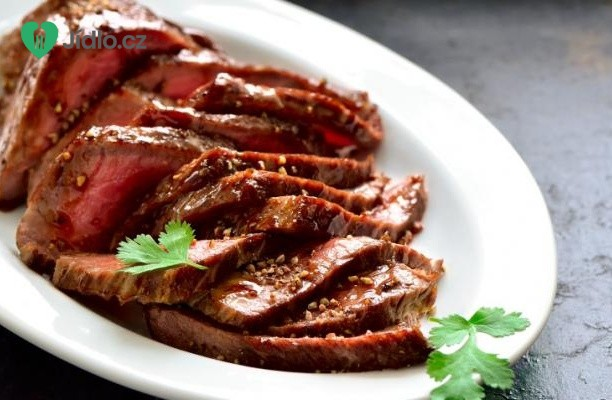 Havajský marinovaný steak recept