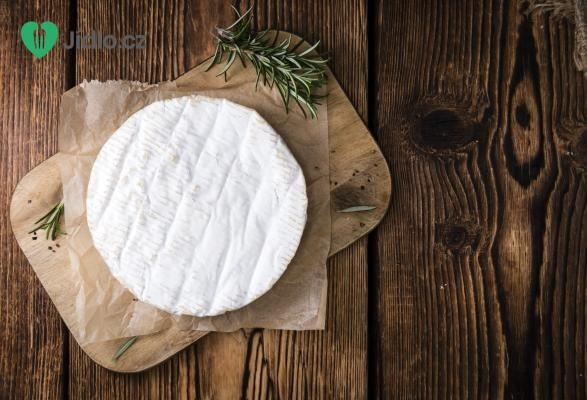 Hermelínová silvestrovská pomazánka recept