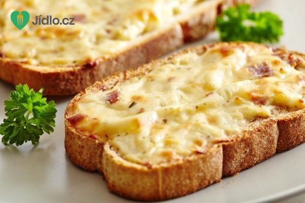 Horké sýrové tousty recept