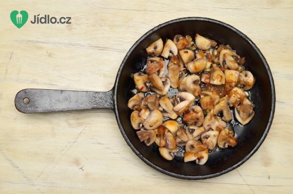 Recept Houbová smaženice
