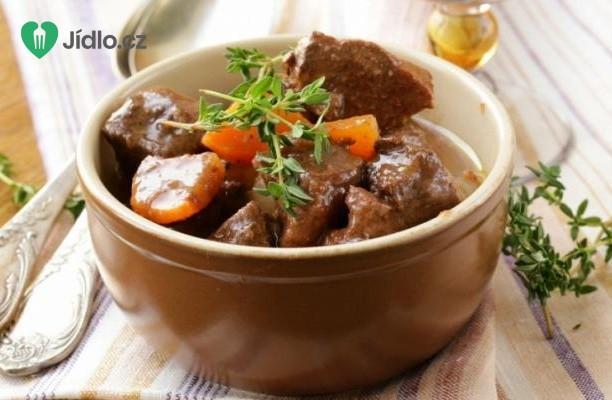 Hovězí guláš recept