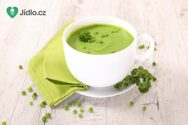 Hrachová polévka s mátou recept
