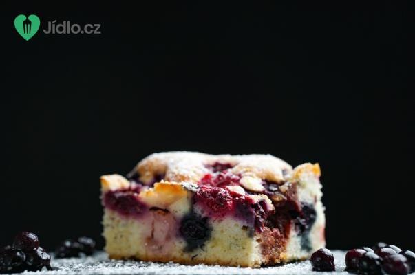 Hrnková borůvková bublanina recept