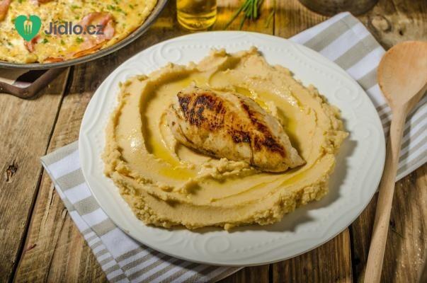 Hummus z čočky recept