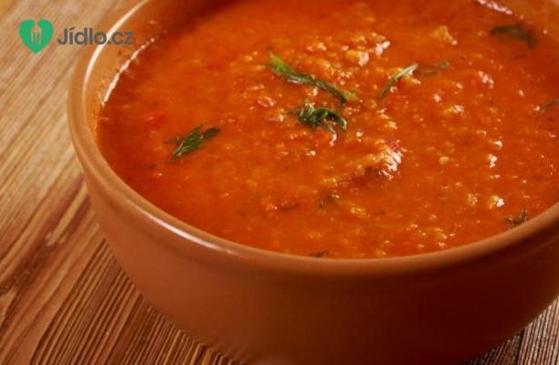 Recept Italská rajčatová polévka